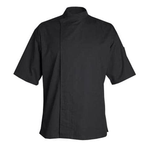 clement veste cuisine veste de cuisine homme manches courtes col kimono murano