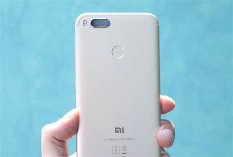 the price of xiaomi mi a2 has been leaked it already sounds like a
