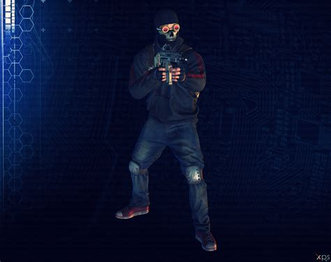 killing floor 2 dj skully killing floor 2 by goreface13 on deviantart