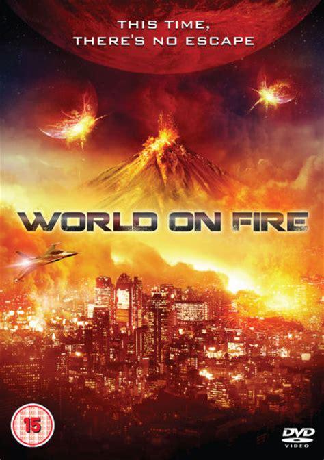 world  fire dvd zavvi