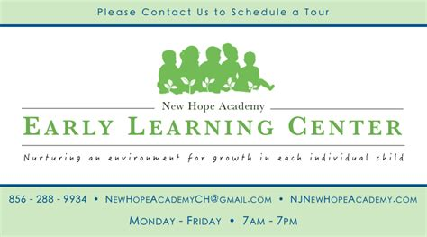 new hope child care and preschool new academy cherry hill nj child care center 379