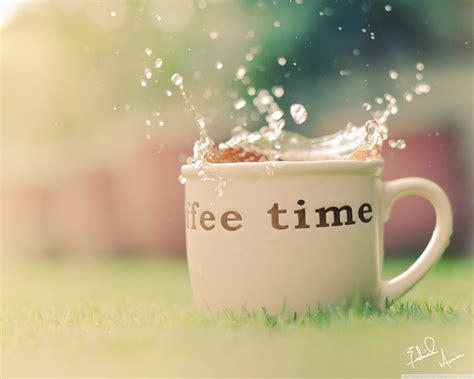 Coffee Time. 4k Hd Desktop Wallpaper For 4k Ultra Hd Tv Irish Coffee Espresso Recipe Every Morning Instant Alternatives Meets Bagel Beans Per Day Composition Frijj Twitter
