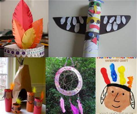 native american crafts  kids hative