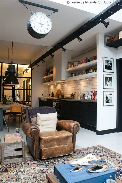 interior design 21 most beautiful industrial kitchen designs idea Industrial