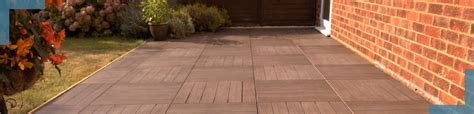 transforming uneven patio slabs with levato mono pavers