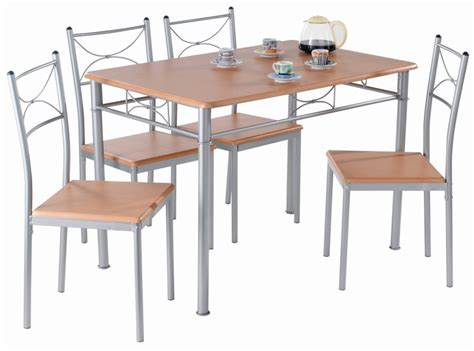 ensemble table de cuisine et 4 chaises i ensemble
