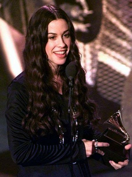 We May Finally Know Who Alanis Morissette Wrote