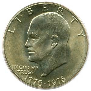 1976 Eisenhower Dollar Coin Value