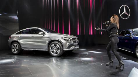 the new rival mercedes coupe suv concept previews x6 rival image 242611