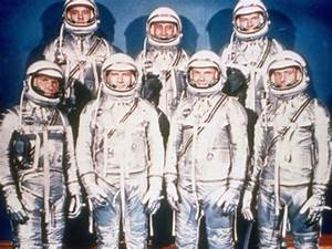 40th Anniversary Mercury 7 Astronauts - Pics about space