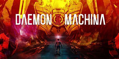 daemon  machina nintendo switch games nintendo