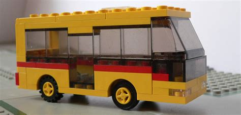 Lego Bus, Articulated Bus