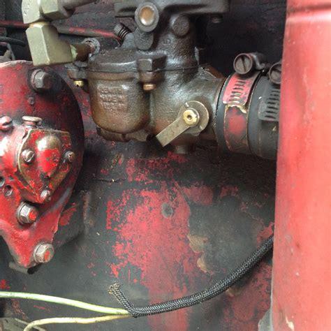 Zenith Caburetor Farmall General Red Power