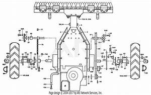 Troy Bilt 11307 Trailblazer Iv 3 5hp  U0026 4hp