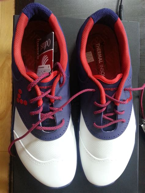 review vivobarefoot linx golf shoes