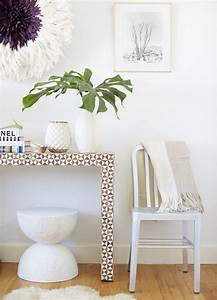 Style Bord De Mer Chic : d co table console et commode de style bord de mer chic ~ Dallasstarsshop.com Idées de Décoration