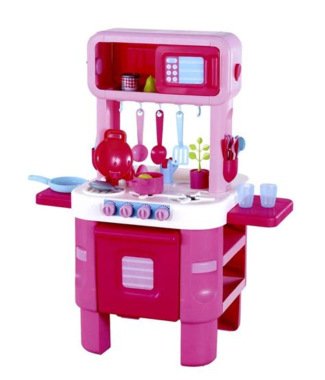 Elc Pink Little Cook's Kitchen Role Play  Buy Elc Pink