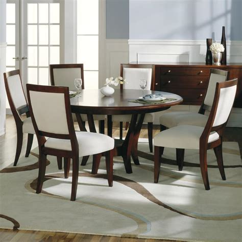 Dining Room: astonishing 6 piece round dining set 7 Piece