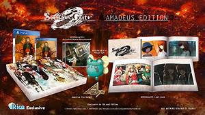 SteinsGate 0 39Amadeus Edition39 Announced Gematsu