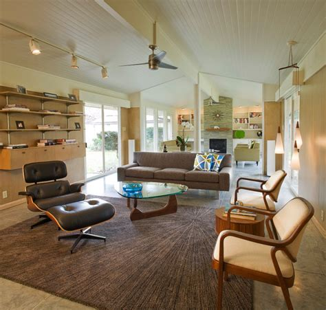 Mid Century Modern Table Lamp by Mid Century Modern Living Room Ideas Homeideasblog Com