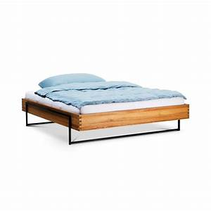 Bett Holz 200x200 : bett don eiche metall lackiert eiche 16424800 0 bedroom bett 180x200 bett 200x200 und ~ Orissabook.com Haus und Dekorationen