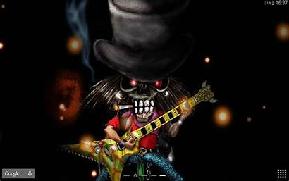 Rock Roll Hard Wallpapers Android Musician Core