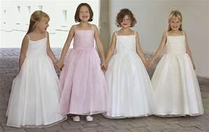 Kinderkleider Weiß Festlich : billige g nstige kinderkleider kinderkleid wei rosa creme blumenkinder ~ Frokenaadalensverden.com Haus und Dekorationen