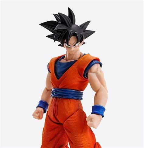 We did not find results for: Dragon Ball Z - Imagination Works Son Goku 1/9 Scale Action Figure