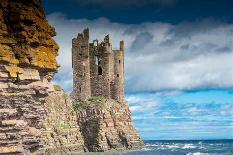 keiss castle caithness scotland nikon   zeiss