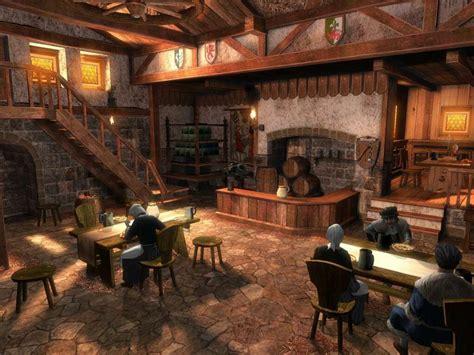 typical tavern inspiration fantasy landscape fantasy