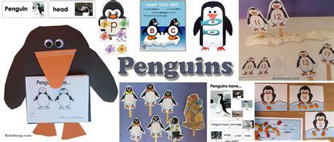 penguin activities for preschool and kindergarten kidssoup 135   Penguins 3