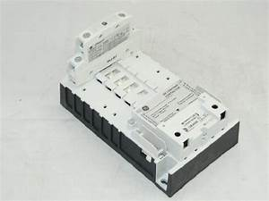 New Ge Cr460b 2p Electrically Held Lighting Contactor 480v