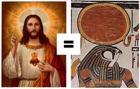 jesus e horus o nome do criador