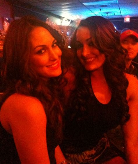 Home Sports Bar by Photo The Bella Twins At A Bar This Weekend Wrestlezone