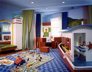 Kids playroom designs ideas for Pictures of kids play rooms