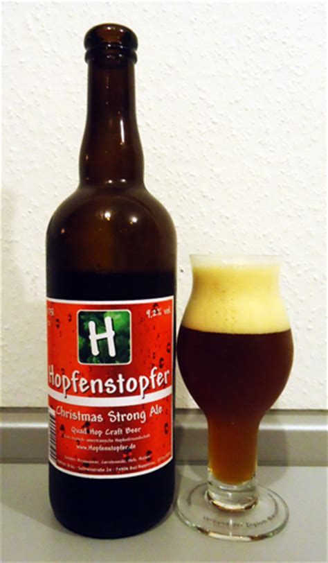 hopfenstopfer christmas ale recipe - Christmas Ale Recipe