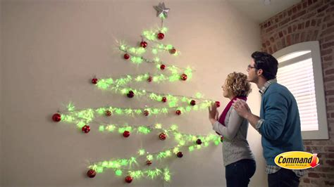 light tree on wall command strips for pictures homesfeed