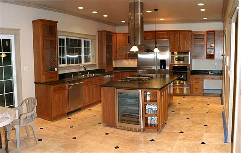 flooring  kitchen beauty  practicality