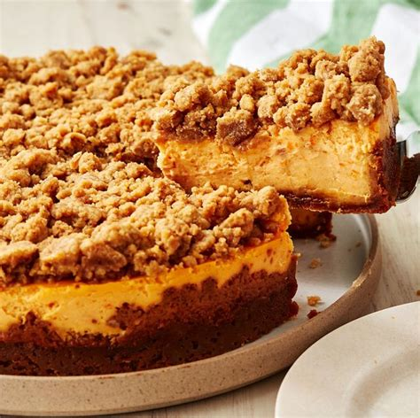 sweet potato cheesecake desserts recipe delish recipes dessert pie cake easy sweets feierbach parker fall pumpkin forget coffee