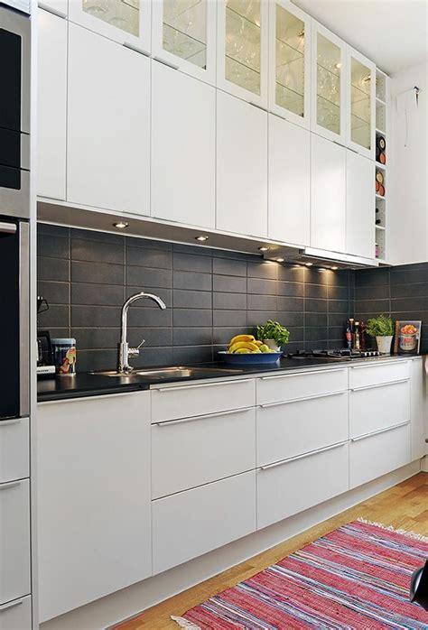 black subway tile kitchen top 25 best matte subway tile backsplash ideas on 4746