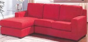 sectional couches for small spaces hot deals sectional With red microfiber sectional sofa with chaise