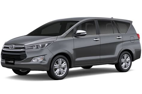Toyota Innova Price by 2016 Toyota Innova Specifications Detailed In New