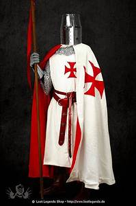 Mittelalter Kleidung Tunika Der Tempelritter Mittelalter