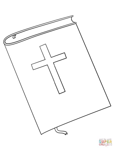 bible book coloring page  printable coloring pages
