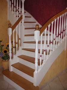 Escalier Bois Intérieur : rambarde interieur maison fashion designs ~ Premium-room.com Idées de Décoration