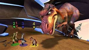 Ice Age 3 Dawn Of The Dinosaurs Video Game Screen Shots