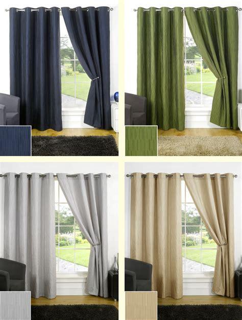 designer ready made curtains eyelet ring top range of