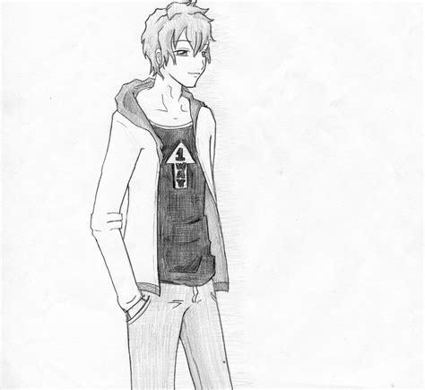 Cool Boy By Xiichan07 On Deviantart Cool Boy Drawing Cool Guymkchan15 On Deviantart Drawings