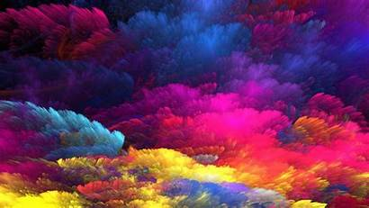 Rainbow Abstract Windows Wallpapers Desktop Android Colorful