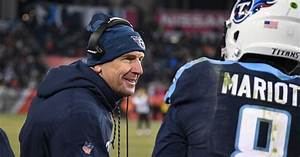 Report: Titans could fire Mike Mularkey with a loss to the ...
